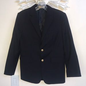 Class Club Gold Label Black Sport Jacket 14